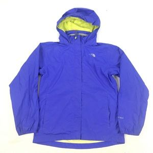 The north face girls jacket size L (14-16)